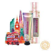 【Paris fragrance巴黎香氛】城市系列-倫敦時尚香水膠原護手霜-30G
