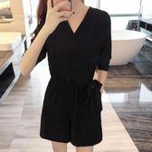 洋裝連身裙實拍1922韓版顯瘦小方塊豹紋字母純棉打底衫寬松短袖t恤女上衣(H325)