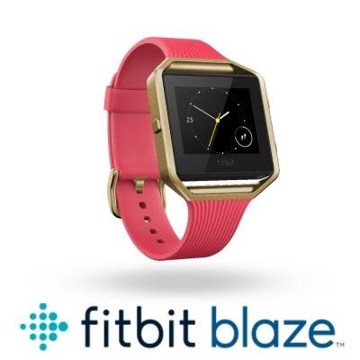 Fitbit Blaze Tapered Pink Gold 智能健身手錶 玫瑰金