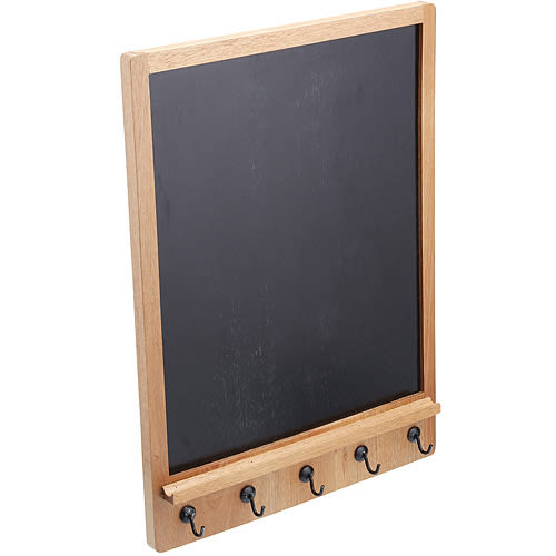 KitchenCraft 掛勾備忘黑板(40x30cm)