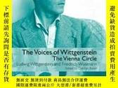 二手書博民逛書店The罕見Voices Of WittgensteinY256260 Ludwig Wittgenstein