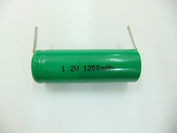 全館免運費【電池天地】NH4/5AA 1200mah 1.2V 鎳氫充電電池 工業用電池 刮鬍刀.電剪用電池 電子產品用