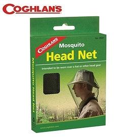 丹大戶外【Coghlans】加拿大 MOSQUITO HEAD NET 防蚊防蜂頭罩網 8941