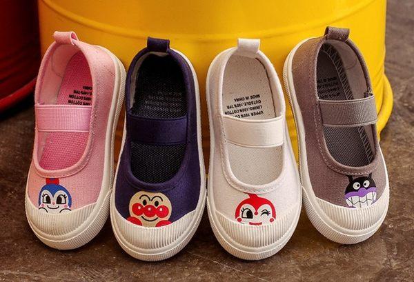 卡通兒童帆布鞋/兒童室內鞋/中小童21~30