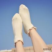 5雙|襪子女可愛短襪日系花邊蕾絲襪洛麗塔lolita薄款【毒家貨源】