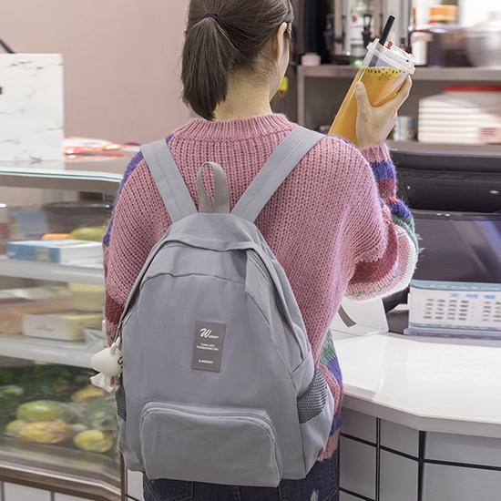 後背包 收納包  拉桿包 旅行包  運動 登山 防潑水 出國 旅行 韓版後背包【Y044】米菈生活館