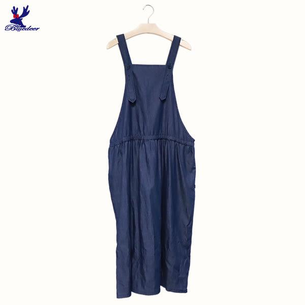American Bluedeer - 休閒吊帶裙(魅力價) 春夏新款