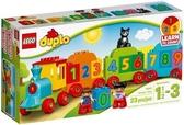 【LEGO樂高】DUPLO 數字火車 10847