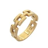Dunhill 登喜路 18K金簡約造型戒指  Ring 【BRAND OFF】