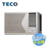 東元 TECO  右吹單冷定頻窗型冷氣 MW25FR2