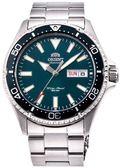 【分期0利率】ORIENT 東方錶 綠水鬼 藍寶石水晶鏡面 自動上鏈 機械錶 潛水錶 公司貨 RA-AA0004E