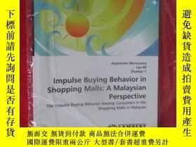 二手書博民逛書店Impulse罕見Buying Behavior in Shop