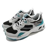 Skechers 休閒鞋 Energy Racer-Lindora 黑 綠 男鞋 老爹鞋 復古慢跑鞋 厚底 增高 【ACS】 237128WBK
