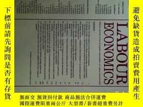二手書博民逛書店Labour罕見Economics (Journal) 06 2017 勞動經濟學學術期刊Y14610