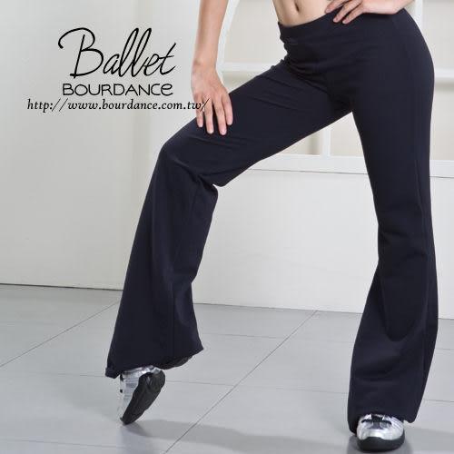 *╮寶琦華Bourdance╭*專業瑜珈韻律芭蕾☆休閒高腰長褲【BDW12B23】