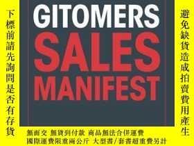 二手書博民逛書店Gitomers罕見Sales-Manifest: Unverzichtbare Massnahmen, dami