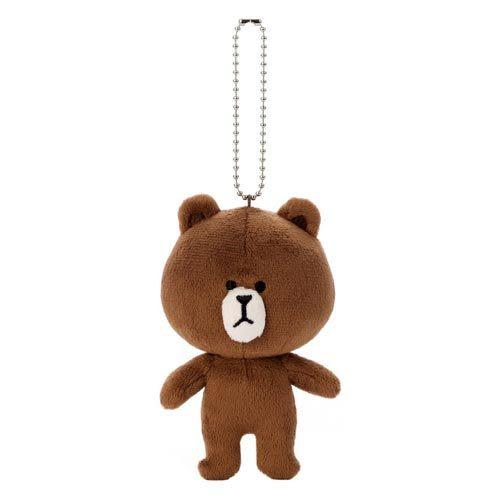 LINE吊飾 - 熊大_ TA29675