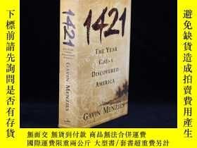 二手書博民逛書店1421罕見The year China Discover Am