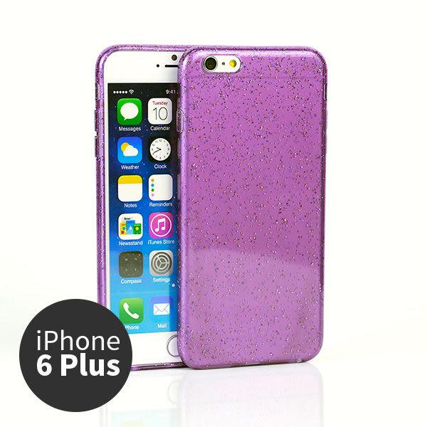 iPhone 6/6s Plus 手機殼 5.5吋【Crystalline II 晶透閃耀 - 紫水晶】- WaKase
