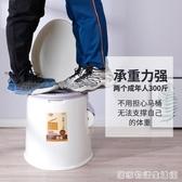 可行動馬桶孕婦坐便器家用便盆老人室內尿壺尿桶痰盂便攜式起夜桶 居家物語