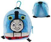 【卡漫城】Thomas 造型 零錢包 ㊣版 拉鍊式 腰扣 收納袋 工具包 湯瑪士蒸汽小火車頭