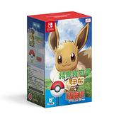 任天堂 Nintendo Switch 精靈寶可夢 Lets Go!伊布 + 精靈球 Plus (中文版) [全新現貨]