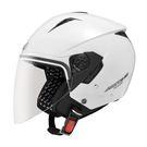 [東門城] ASTONE RST 素色 白 3/4罩安全帽 通風佳 輕量化