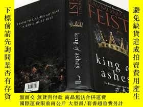 二手書博民逛書店King罕見of Ashes (The Firemane Sag