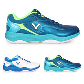 VICTOR 男專業羽球鞋-3E(訓練 羽毛球 寬楦 透氣 勝利 U型楦≡體院≡ A310
