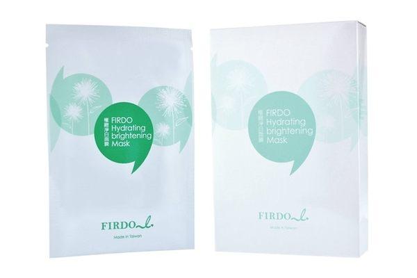 FIRDO極緻淨白面膜(5片/盒)【時尚巴黎】