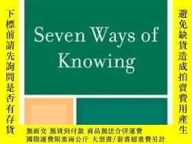 二手書博民逛書店Seven罕見Ways Of Knowing-七種認識方式Y436638 David Kottler Hami