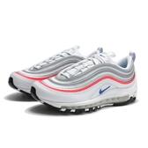 NIKE 慢跑鞋 W AIR MAX 97 ESS 白銀 避震 氣墊 女 (布魯克林) CZ6087-101
