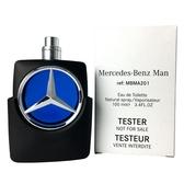 Mercedes Benz Star 賓士王者之星男性淡香水100ML TESTER【UR8D】