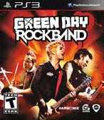 PS3 Green Day: Rock Band 年輕歲月合唱團:搖滾樂團(美版代購)
