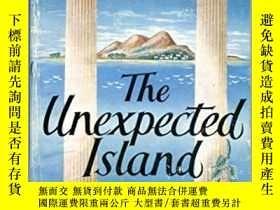 二手書博民逛書店The罕見Unexpected IslandY28384 Lin