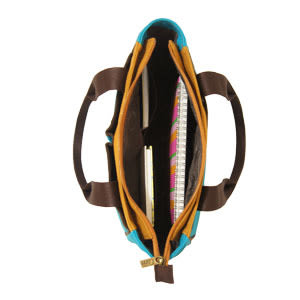 CORRE【CG71065】帆布撞色側肩包