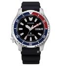 CITIZEN 星辰 鋼鐵河豚 NY0110-13E 亞洲限定 潛水機械錶
