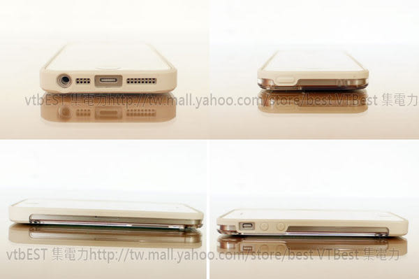 (出清品) IPhone 5/5s/SE 手機殼 透明硬式保護殼