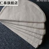 食品級加厚不粘蒸籠布純棉紗布小籠包饅頭餃子墊家用布蒸鍋屜布