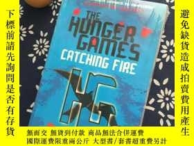 二手書博民逛書店THE罕見HUNGER GAMES CATCHING FIREY