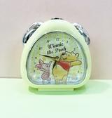 【震撼精品百貨】Winnie the Pooh 小熊維尼~迪士尼鬧鐘-維尼黃#06706