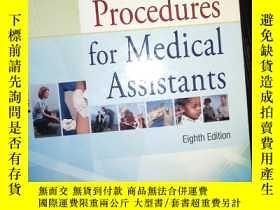 二手書博民逛書店外文書罕見Clinical Procedures for Med