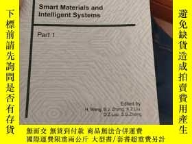 二手書博民逛書店Smart罕見materials and intelligent systems 1Y398407 h.wan