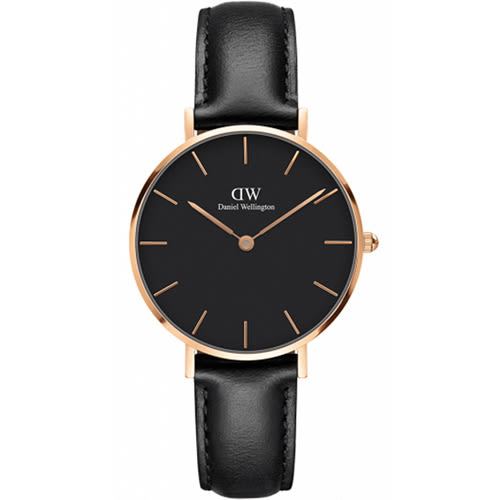 【最新】DW Daniel Wellington Classic DW00100168 32mm 手錶 金框