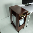 電腦托架 電腦主機架子置物架辦公室主機柜收納柜打印機置物架可移動TW【快速出貨八折搶購】