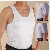 男士腹肌塑身緊身衣 收腹衣(1件入)【K4006072】