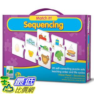 [美國直購] 2016美國暢銷兒童書 Sequencing The Learning Journey Match It!