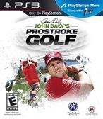 PS3 John Daly s ProStroke Golf 約翰達利的行程高爾夫(美版代購)