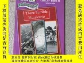 二手書博民逛書店Three罕見terrible hurricanesY21478
