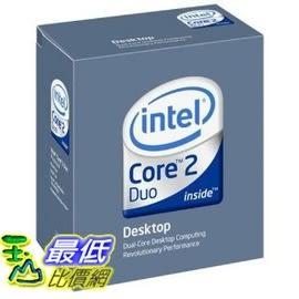 [美國直購 ShopUSA] 英特爾 Intel Core 2 Duo E6300 Dual-Core Processor, 1.8 GHz, 2M L2 Cache, LGA775 t01
